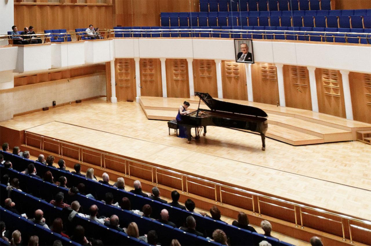 Bilkent Piyano Festivali